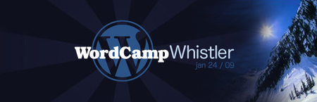 WordCamp Whistler