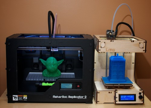MakerBot vs Tinkerines