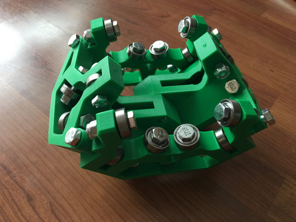 SUMMER PROJECT: MOSTLY PRINTED CNC PART 2 | Article - Thu 01